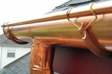 Fascia Gutters Arvada Copper Fascia Brackets Amp Seamless