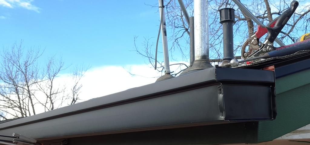 Gutters Amp Downspouts Seamless Rain Gutter Installation Co